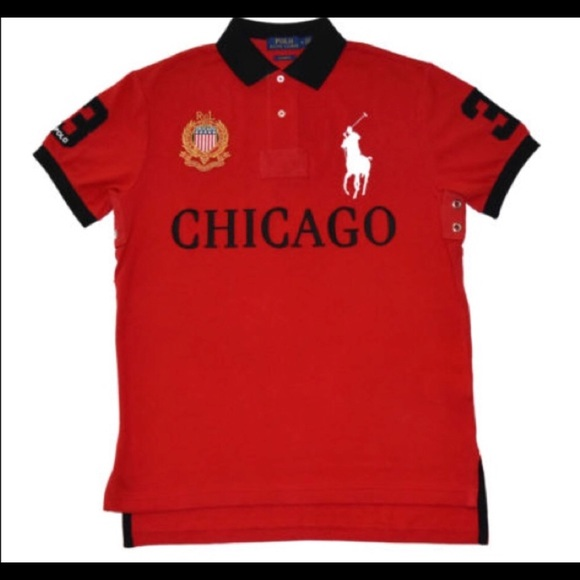 Polo By Ralph Lauren Shirts Authentic Customized Ralph Lauren Polo